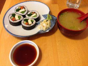 Cha-Ya Vegetarian Japanese San Francisco | Vegan Nom Noms