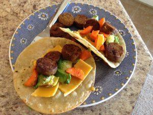 Homemade Tacos | Vegan Nom Noms