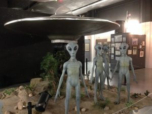International UFO Museum Roswell | Vegan Nom Noms