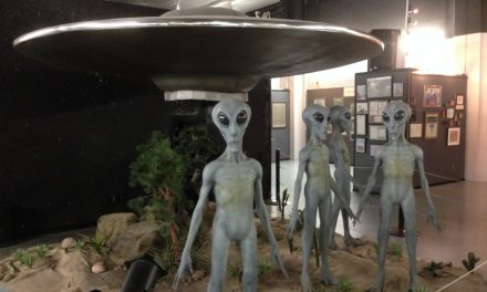 Vegan Nom Noms Does America: Roswell, New Mexico