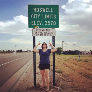 Roswell City Limits | Vegan Nom Noms