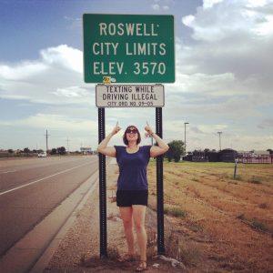 Roswell City Limits | Vegan Nom Noms
