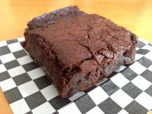 Capital City Bakery Austin Brownie | Vegan Nom Noms