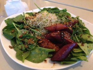 Seed New Orleans Salad   Vegan Nom Noms