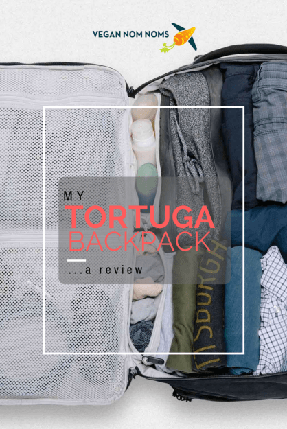 Tortuga Backpack Pinterest Pin Image
