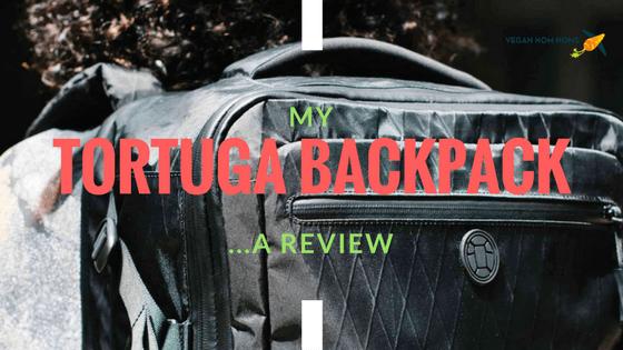 Vegan Nom Noms Gear: Tortuga Backpack Review