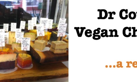 Dr Cow Vegan Cheese Review
