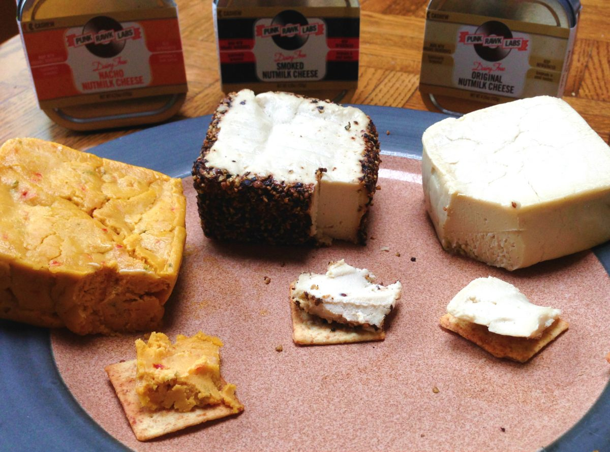 punk rawk labs vegan cheeses