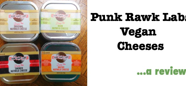 Punk Rawk Labs Vegan Cheese Interview, Review & Giveaway!