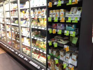 Vegan Section Rewe Bonn - Vegan Nom Noms