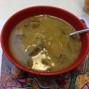 Quintal Bioshop Miso Soup - Vegan Nom Noms