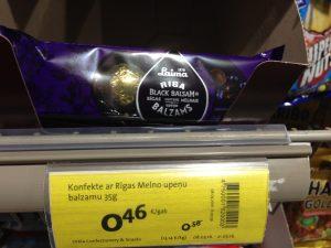 Laima Black Balsam Chocolate - Vegan Nom Noms