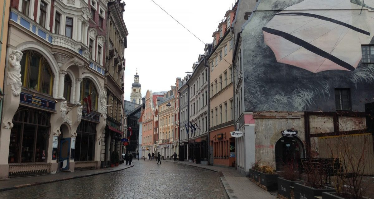 Vegan Riga – Land of Wonderful Vegan Chocolates