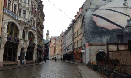 Vegan Nom Noms Travels: Riga, Latvia