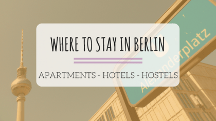 Where to stay in Berlin from a vegan perspective image