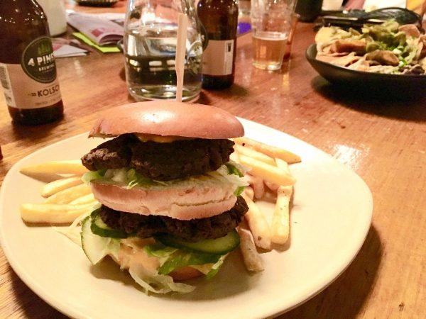 Vegie Bar Vegan Big Mac Melbourne
