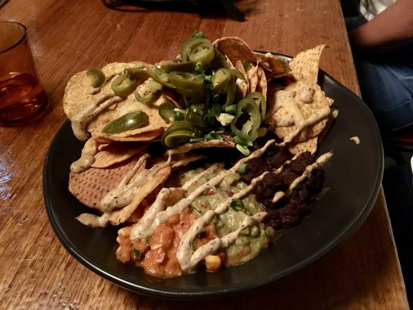 Vegie Bar Vegan Nachos Melbourne
