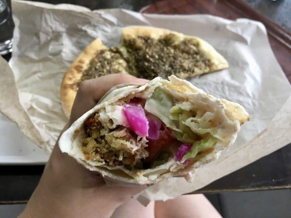 A1 Lebanese Bakery Vegan Melbourne