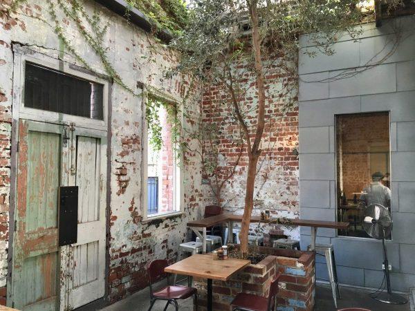 Auction Rooms Melbourne Vegan Options Cafe
