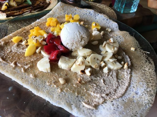 The Spell Creperie Ubud - Vegan Bali Vegan Crepes Ubud