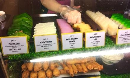 Vegan Street Food in Penang, Malaysia