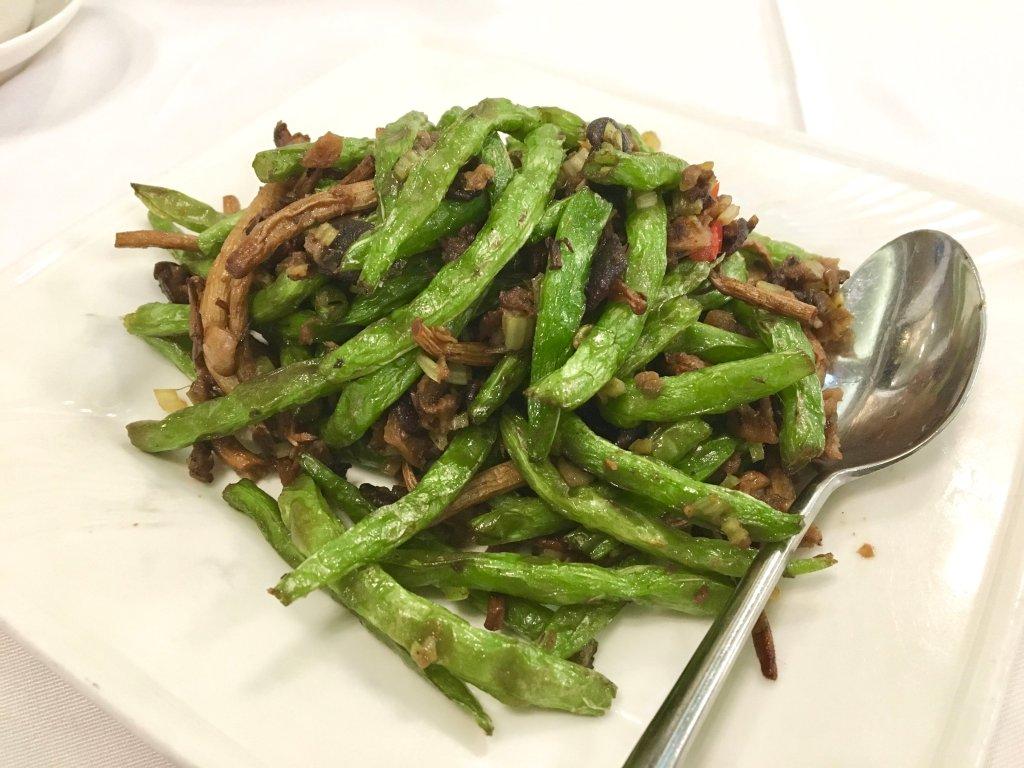 amazing string beans