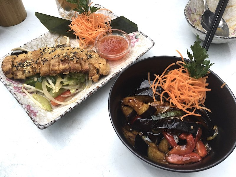 tianfuzis vegan duck and eggplant berlin