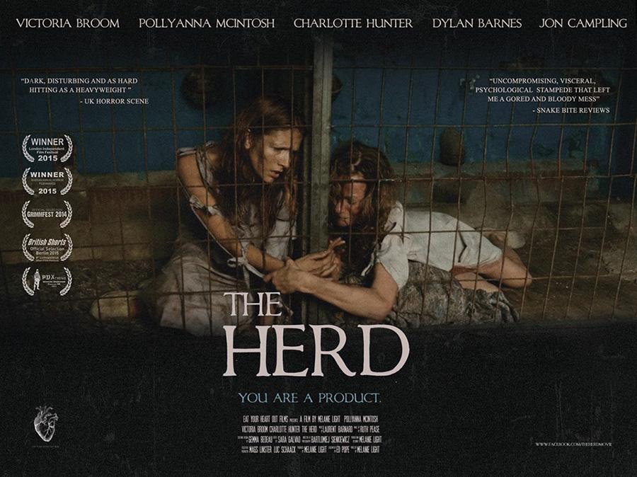 The Herd O Rebanho Filme De Terror Feminista Vegano Fala Sobre Industria Do Leite Portal Camaleao Veganismo Vacas Exploracao Laticinios