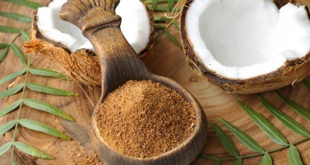 Vantagens do açúcar de coco