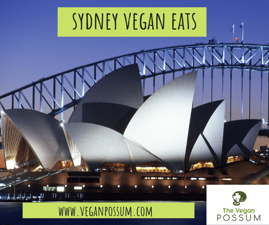 Vegan Sydney – 20 of the Best Vegan Eateries