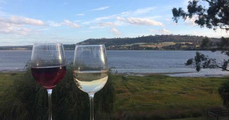 Vegan in the Vineyards – Vegan Wine Australia – the Tamar Valley