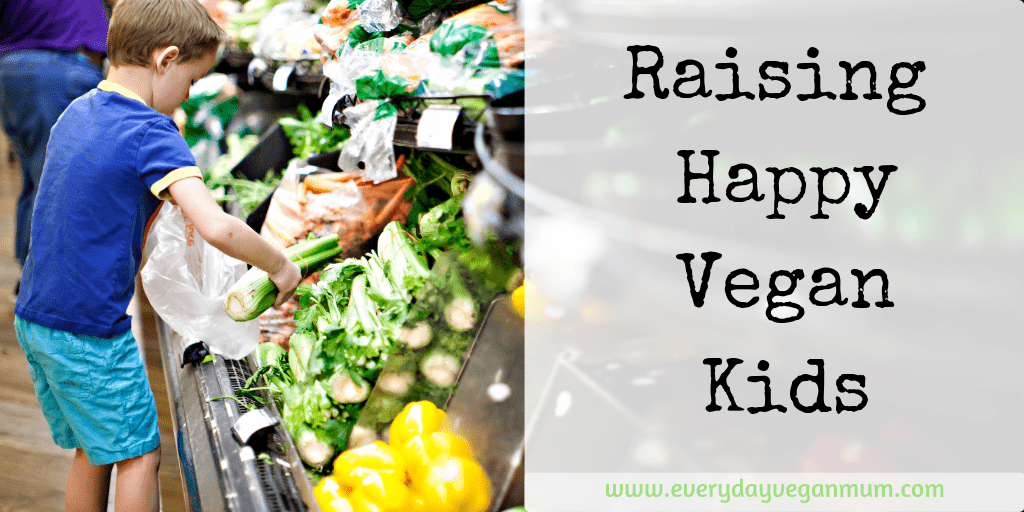 Raising Vegan Kids with Amanda – Mum of Three