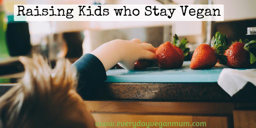 Will My Kids Stay Vegan? The Everyday Vegan Mum Episode 18 – Interview with Trish Haywood