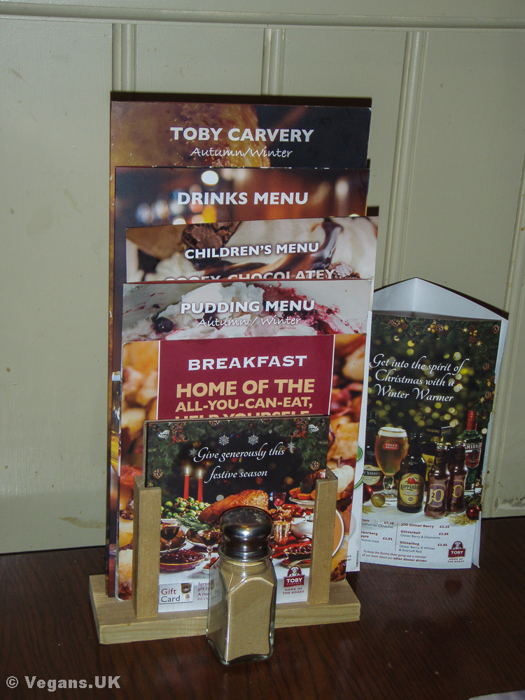 Toby Carvery, Edinburgh (UK chain)