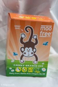 Moo Free Orange Easter egg