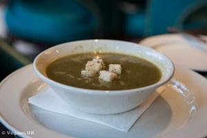 Spiky soup!