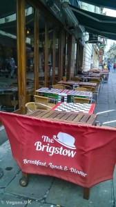 The Brigstow, Clare street, Bristol