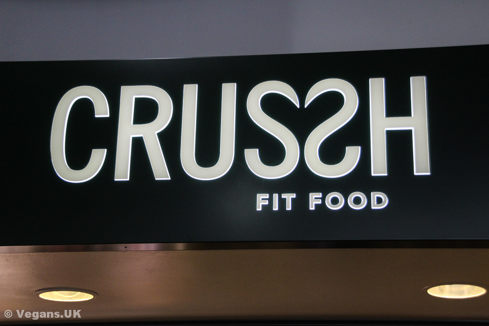 Crussh – Kensington Olympia, London
