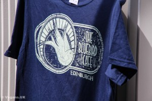 Bluebird Cafe sold t-shirts too