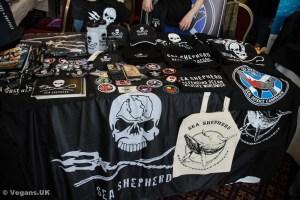 Sea Shepherd - always eye-catching