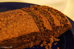 Aromatic gingerbread