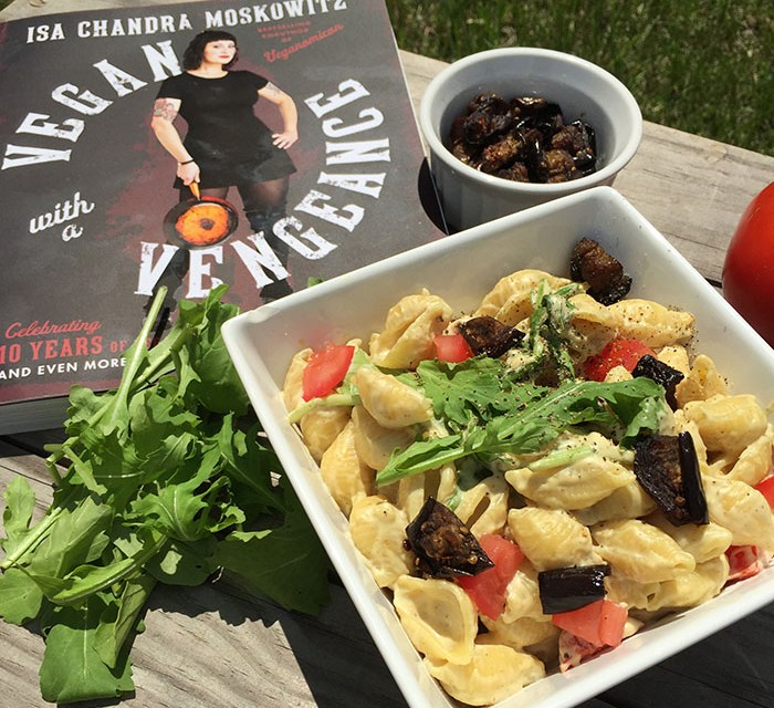 BLT Mac & Cheeze from Vegan with a Vengeance 10th Anniversary Edition