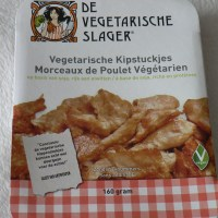 Vegetarische Slager Chicken Pieces (Delhaize)
