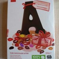 Hema Dark Chocolate Letters (Hema)