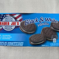 Trader Joe's Black and White GF Cookies (Aldi)