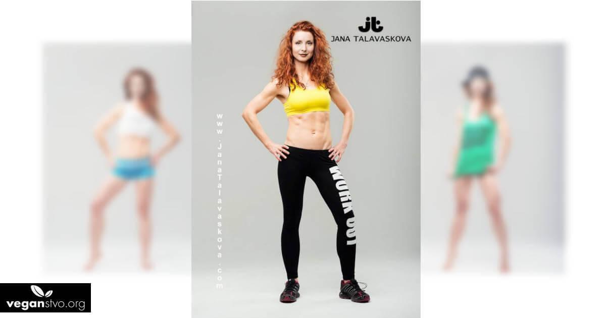 Vegan atlétka Jana Talavašková – šport, materstvo a vegánstvo ako liek na zdravotné problémy