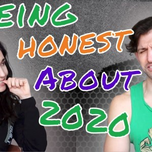 Being HONEST about 2020. This is hard! | VeganProteins