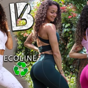BuffBunny Collection MARBLE Try-On Haul + ECOLINE ♻️