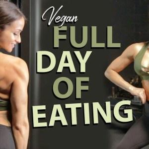 FULL DAY OF EATING DURING PREP | IFBB PRO Natalie Matthews | EP.2