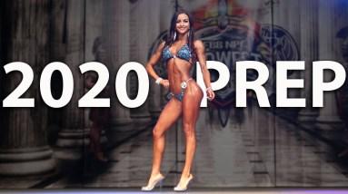 I STARTED PREP! IFBB Pro Natalie Matthews | VBPD S.4 - Ep.1